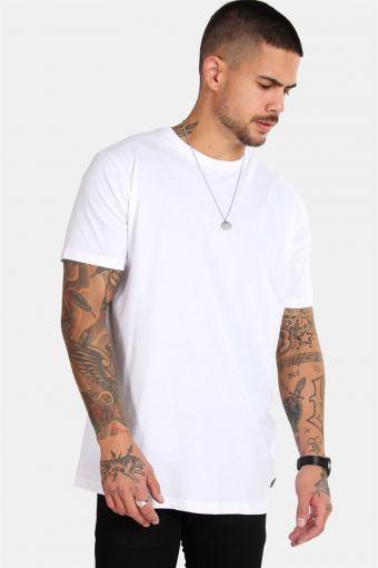 Ganger T-skjorte White