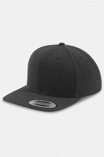 Flexfit Classic Snapback Caps Darkgrey