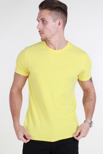 Beechtowns Yellow Orange Label Lite Tee