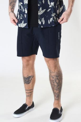 Hansi Track Shorts Navy