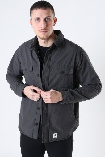 Kyle Overshirt Dusty Green