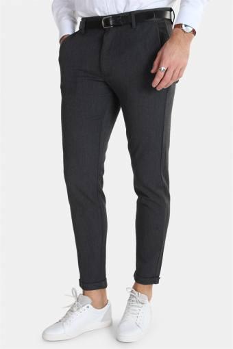 Rome Pants Grey Mel