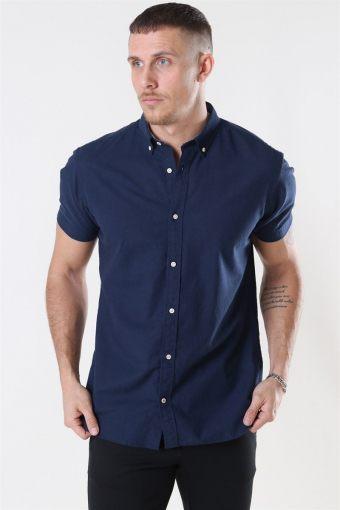 Summer Skjorte S/S Navy Blazer