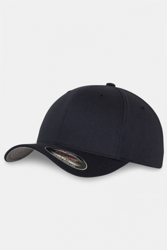 Flexfit Wooly Combed Original Caps Dark Navy