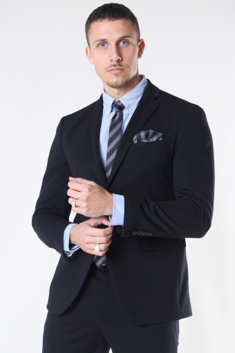 Slim Jim Flex Blazer Black