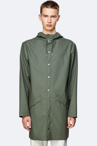 Long Jacket 19 Olive