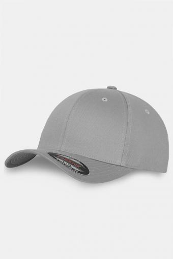 Flexfit Wooly Combed Original Caps Silver