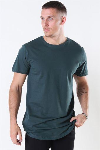 Klokkeban Classics TB638 T-shirt Bottle Green