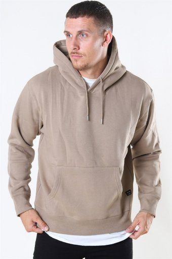 Jack & Jones Soft Sweat Hoodie Crockery