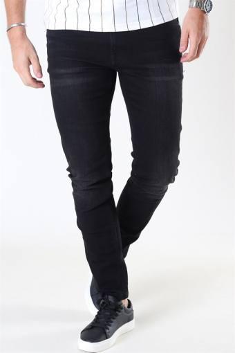 Mr. Black Jeans Black Washed
