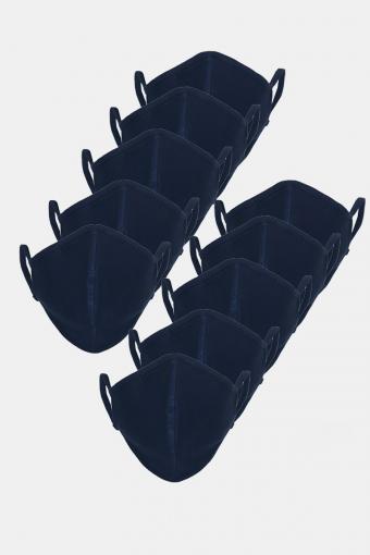 10-Pack Munnstykke Navy