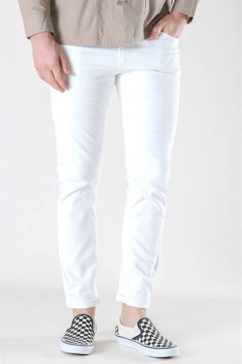 Jeff Jeans White