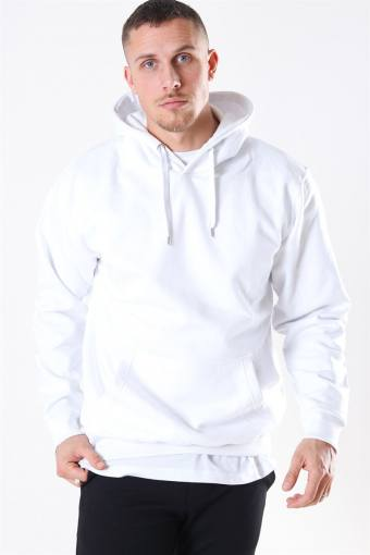 Hooded Genser White
