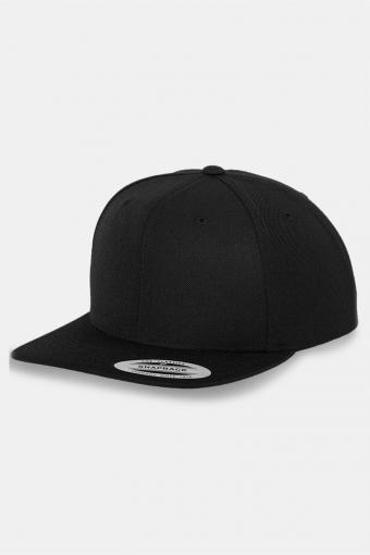 Flexfit Classic Snapback Caps Black