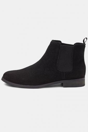 Semsket Chelsea Boots Black