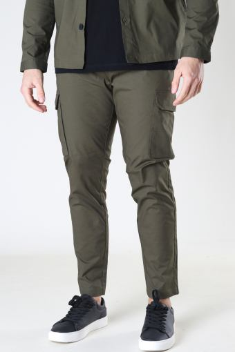 Copenhagen Milano Ripstop Stretch Pants Army