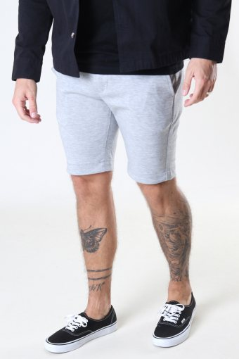 Jason Chino Jersey Shorts Lt. Grey