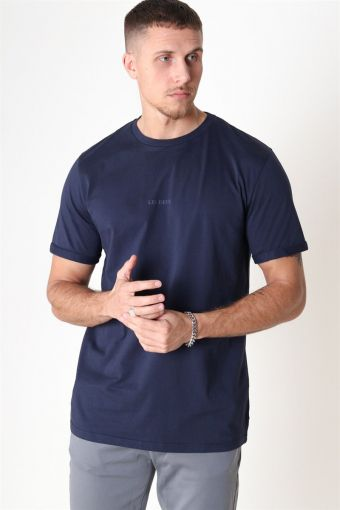 Lens T-shirt Dark Navy