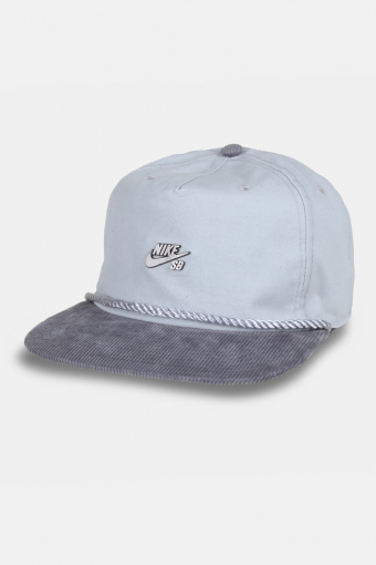 SB Waxed Canvas Caps Wolfgrey/Col Grey