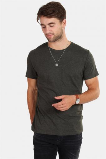 Rock Melange T-skjorte Rosin