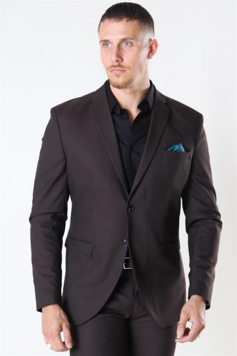 Slim Mylo Logan Blazer Coffee Bean