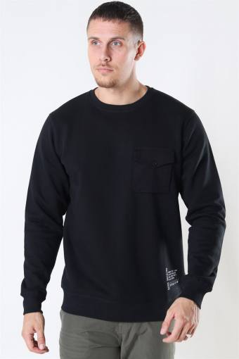 Mihal Sweat Black