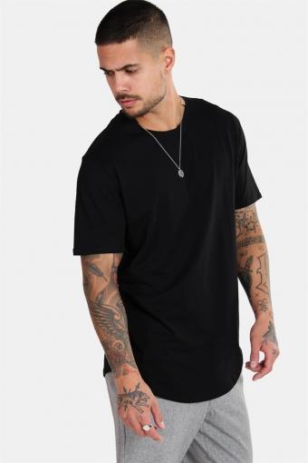 Matt Longy SS T-skjorte Noos Black