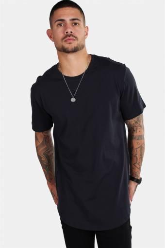 Matt Longy SS T-skjorte Noos Dark Navy