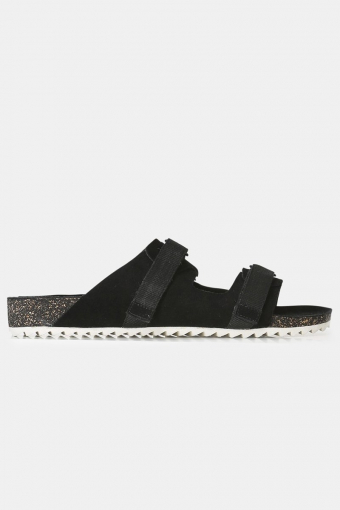 Shore Sandal Black
