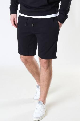 Basic Organic Shorts Black