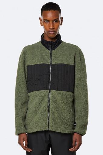 Fleece Jacket 19 Olive