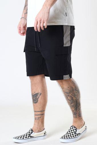 Oliver Shorts 001 - Black