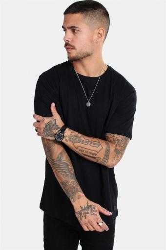 Ganger T-skjorte Black