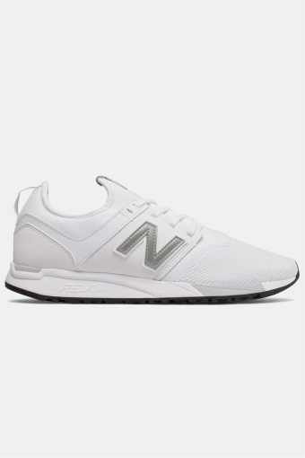 247 Sneakers White/Silver