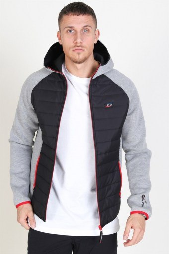 Jack & Jones Toby Jakke Light Grey Melange