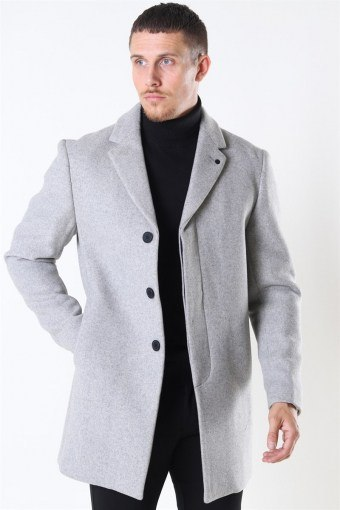Clean Cut Ralf Jacket Light Grey